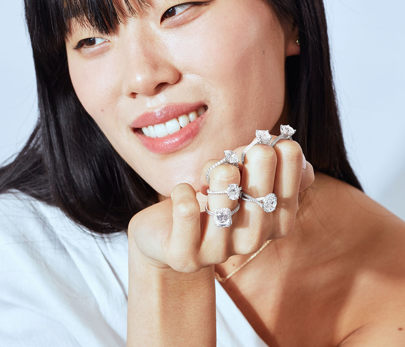 9 Solitaire Engagement Rings With Timeless Appeal
