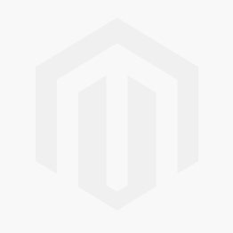 Front view of Ecksand's Intertwined twisted ring in gold.